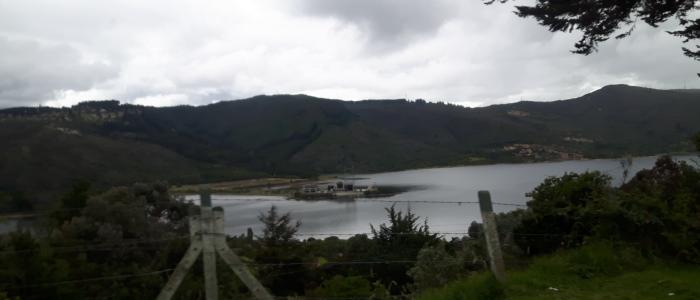 Bogotá mountains
