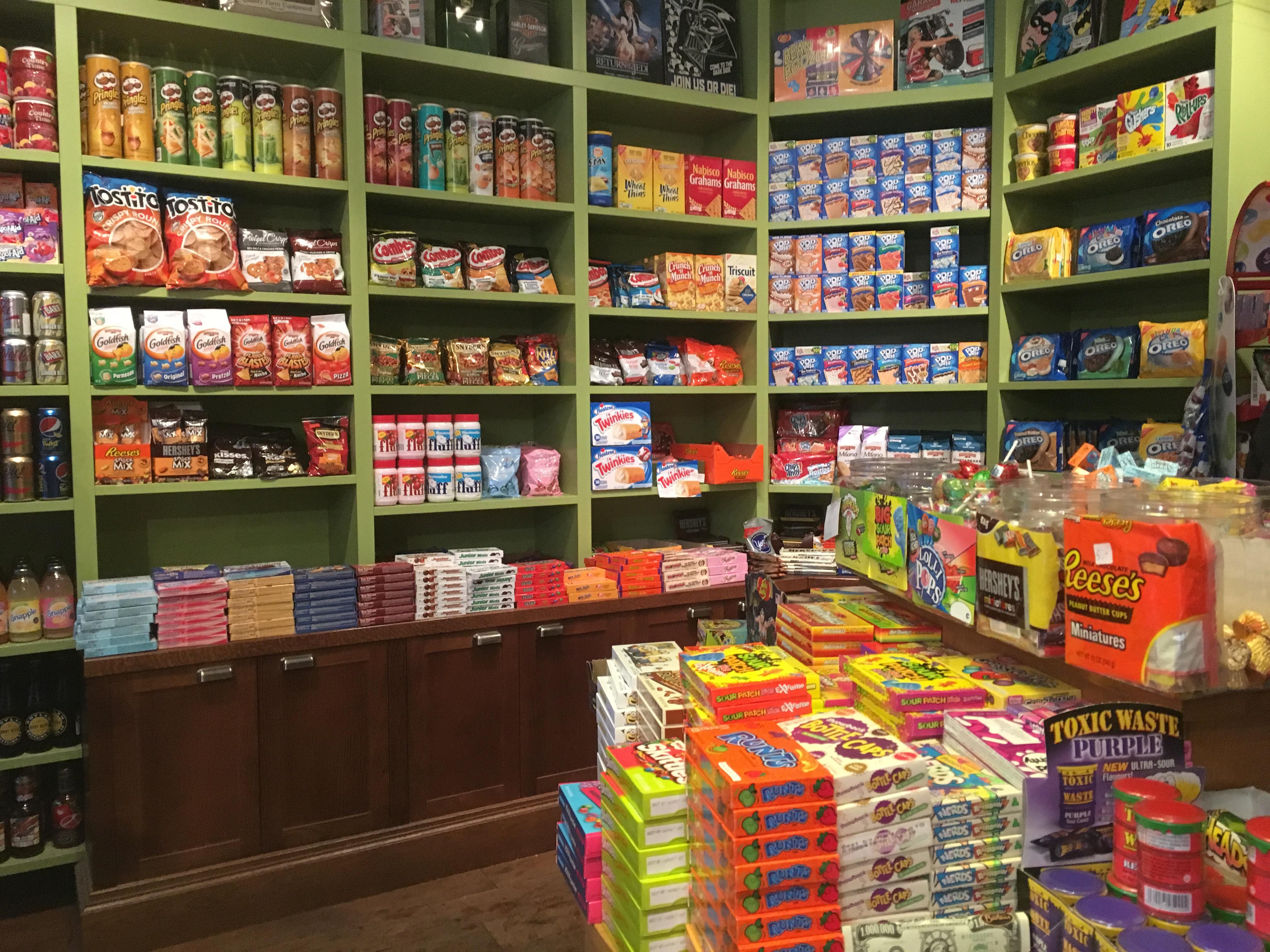 Candies, candies, candies